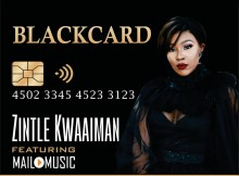 Zintle Kwaaiman feat. Mailo Music - BlackCard