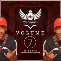 Wesman Emshinin' - Ubiza Wethu Birthday Shandis Mix (Volume 7)