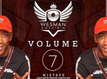 Wesman Emshinin' - Ubiza Wethu Birthday Shandis Mix (Volume 7)