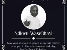 Dankie Goodness - RIP Ndlovu