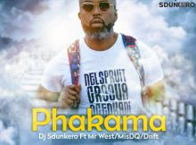 Dj Sdunkero - Phakama (feat. Mr West, Mis DQ & Drift)