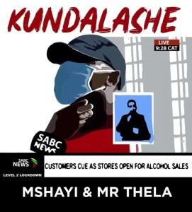 Mr Thela & Mshayi - Kundalashe