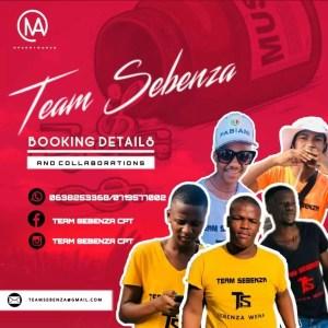 Team Sebenza - Si Online Baba (HBD Cairo Cpt)