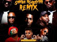 Worst Behaviour - Samba Ngolayini Remix (feat. DJ Lag, Gento Bareto, DJ Tira & Okmalumkoolkat)