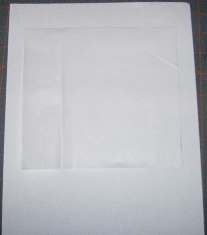 Printing on Tissue Paper (2/4)