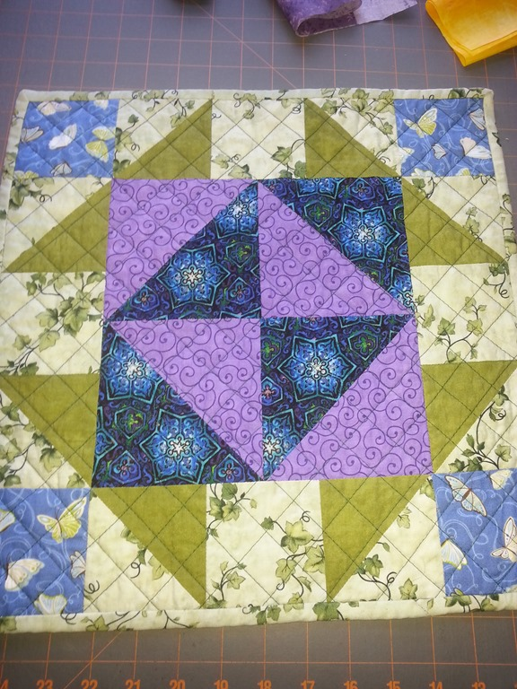 Quilty Bits (3/4)