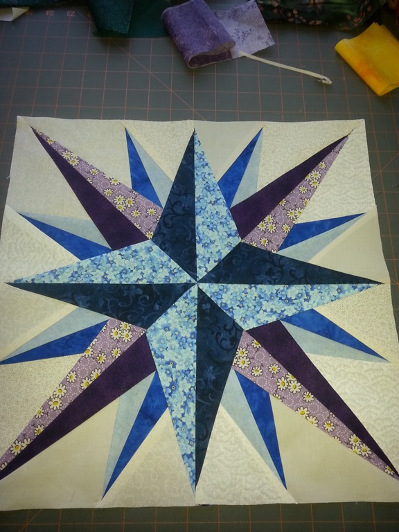 Quilty Bits (1/4)