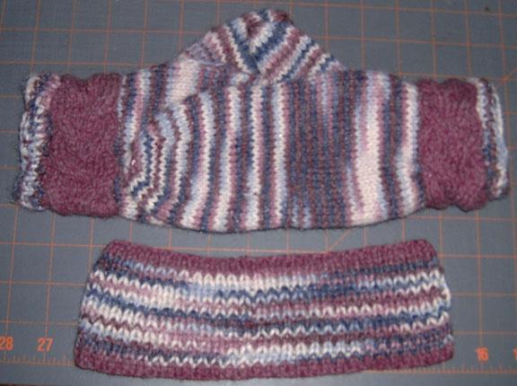 More Knitting (2/3)