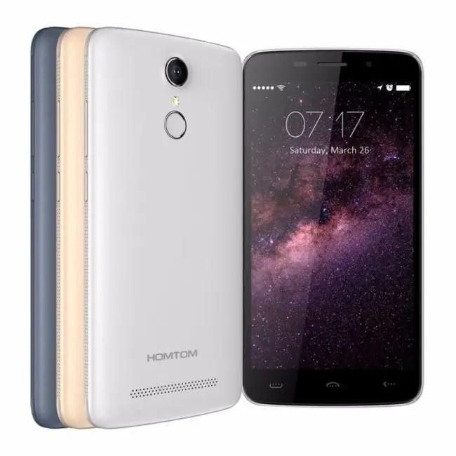 HomTom HT17 Pro SE