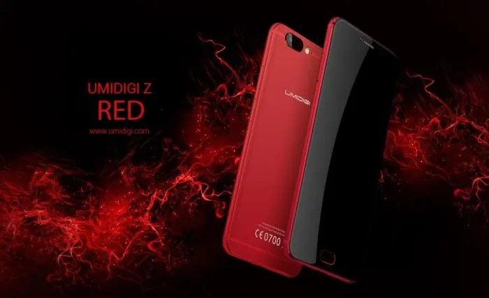 umi z for red