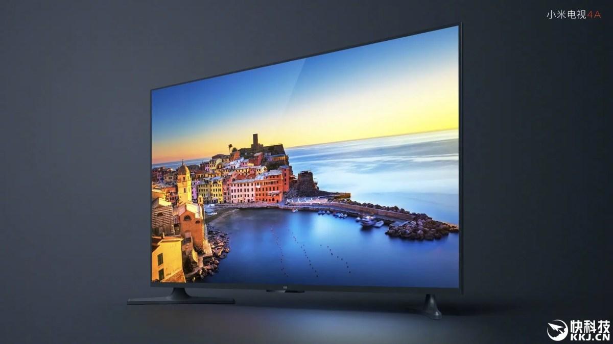 Xiaomi TV 4A: επίσημη η νέα «έξυπνη» τηλεόραση των Κινέζων με τιμή 300$