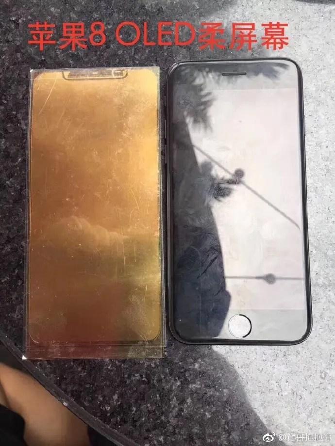 iPhone 8: Εμφανίστηκαν live εικόνες της OLED οθόνης του