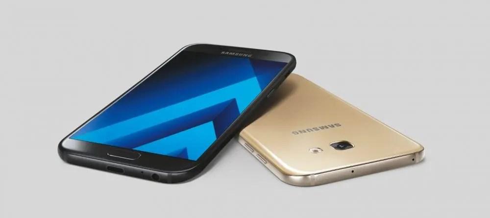 Samsung: με προσθήκη - έκπληξη έρχονται τα νέα Galaxy A 2018 μοντέλα!