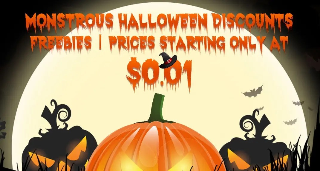 Geekbuying Halloween Sale