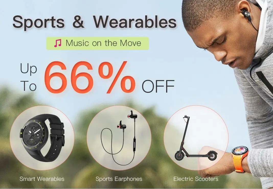 geekbuying wearables sales