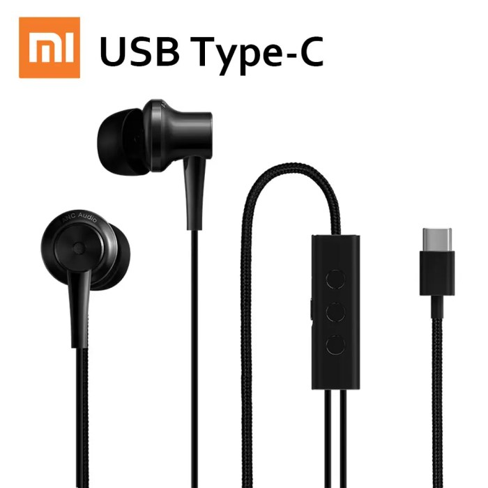 Xiaomi Mi Noise Cancelling USB Type-C