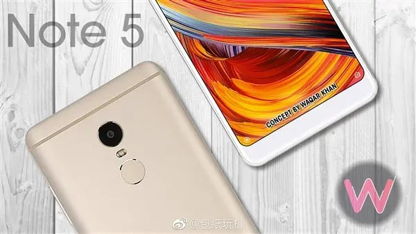 redmi note 5