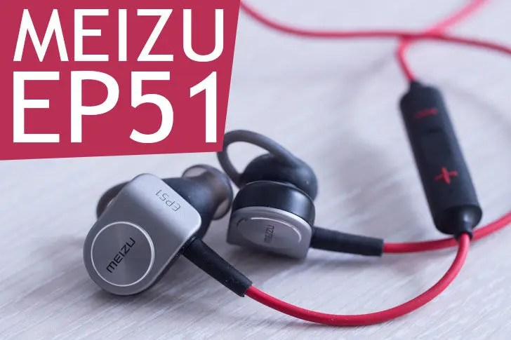 Meizu EP51 HiFi Sports Buds