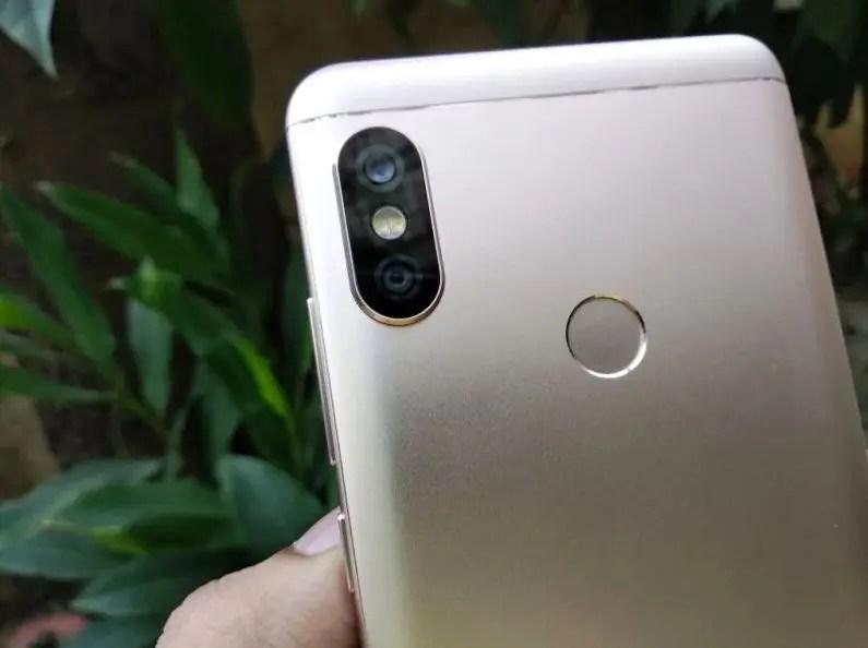 Xiaomi Redmi Note 5 Pro: φωτογραφίες της εντυπωσιακής συσκευής!