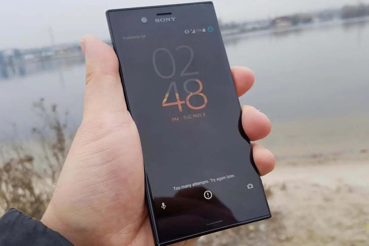 Sony με οθόνη 4K. Είναι το Sony Xperia XZ2 Pro;