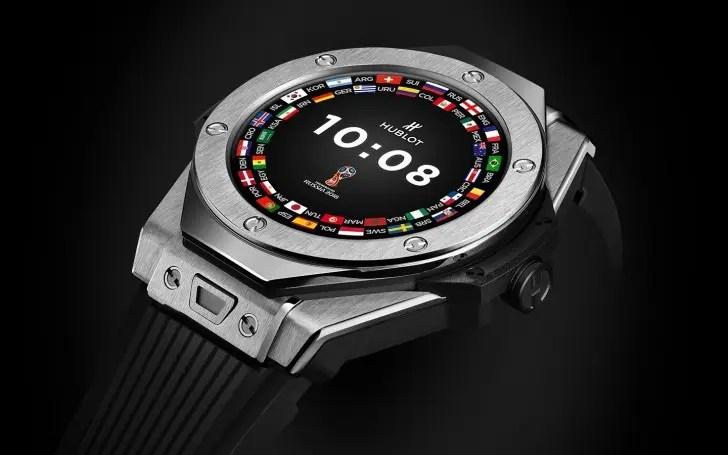 Hublot: παρουσίασε το πρώτο της smartwatch με Wear OS
