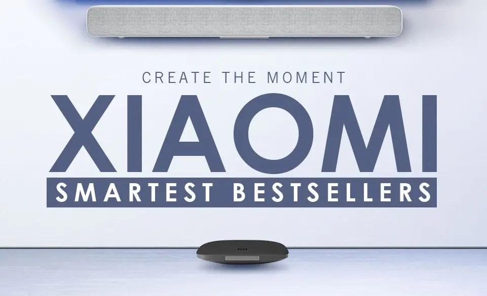 Xiaomi Smart Best Sellers: «χτυπήστε» τα πιο hot Xiaomi προϊόντα, σε προσφορά!