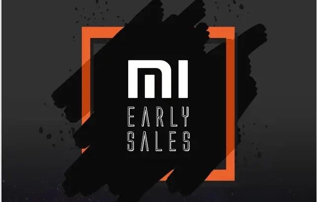 Mi early sales