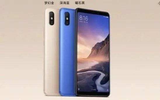 Xiaomi Mi Max 3: απολαύστε το σε HD φωτογραφίες πριν την ανακοίνωση!