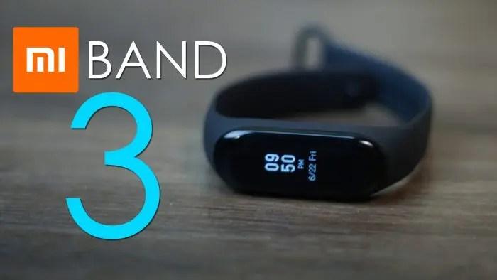 Xiaomi Mi Band 3: διαθέσιμο το ελληνικό firmware, κατεβάστε το εδώ!