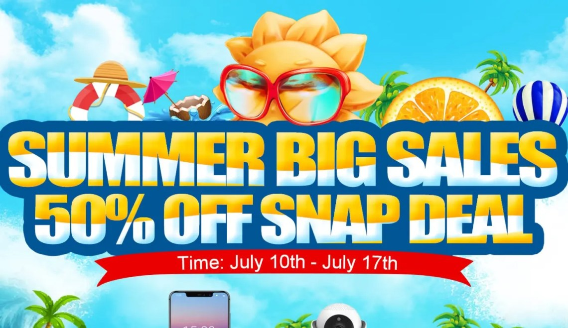 Summer Big Sales