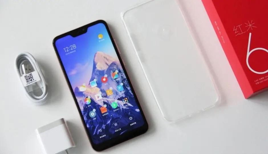 Xiaomi Redmi 6: η Global έκδοση με Ελληνικά, διαθέσιμη από 121€ χωρίς τελωνείο!