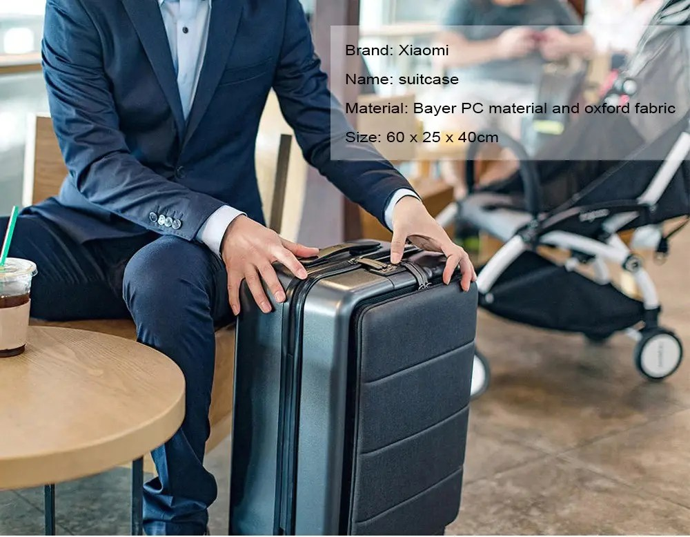 Xiaomi Business 20 inch Cabin Suitcase