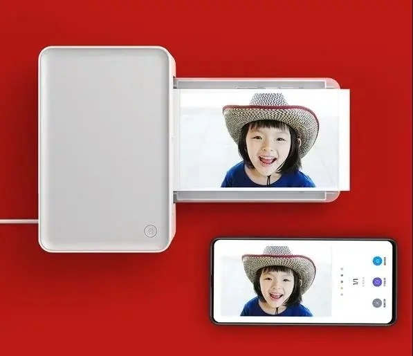 MIJIA Photo Printer