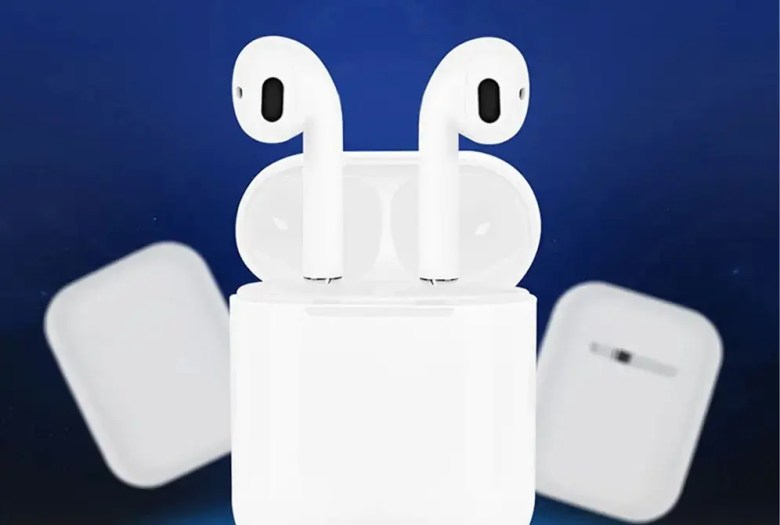 i12 TWS Smart Bluetooth Earbuds