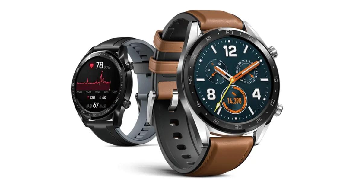 Huawei Watch GT: Ξεπέρασε το 1 εκατ. πωλήσεις παγκοσμίως