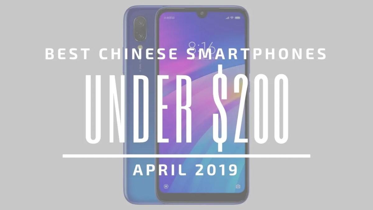 TOP: 5 «must have» κινέζικα smartphones στα... $200! (Απρίλιος 2019)