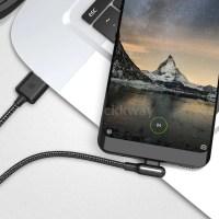 Xiaomi Type-C fast charging φωτιζόμενο καλώδιο με 4€! Γιατί όχι;