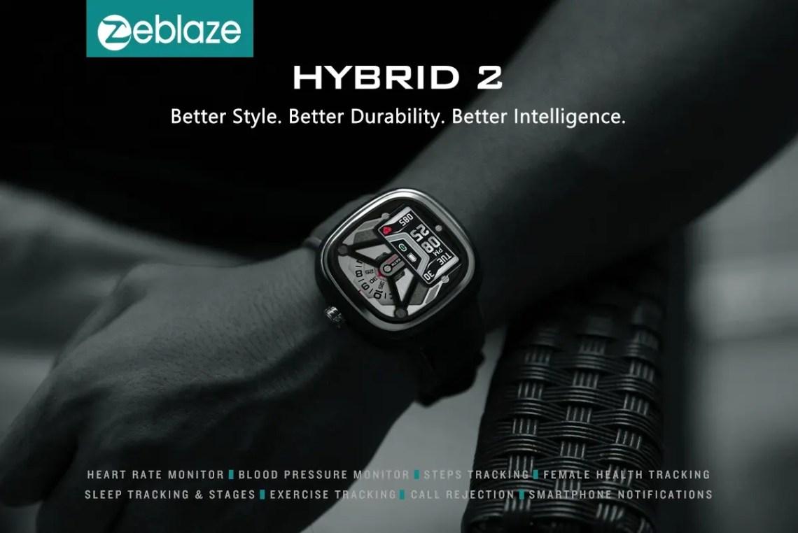 Zeblaze HYBRID 2