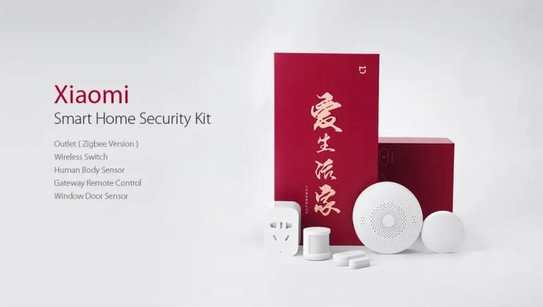 Xiaomi Smart Home Kit