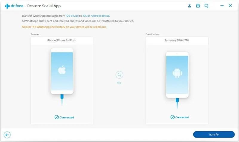 Συνδέστε την Κίνα app