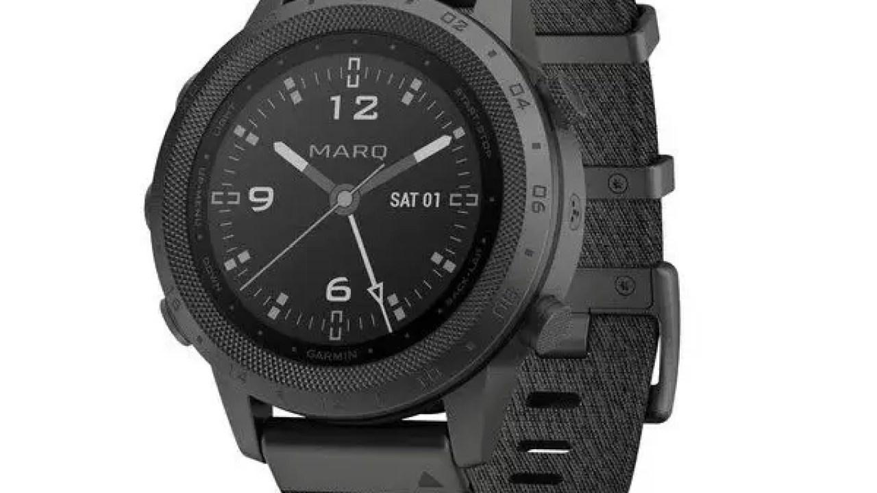 Garmin Marq Commander Neo Smartwatch Me Enswmatwmenoys Xartes