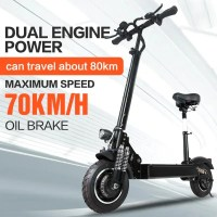Janobike Electric Scooter: θηρίο με 70 χλμ/ω ταχύτητα! [coupon]