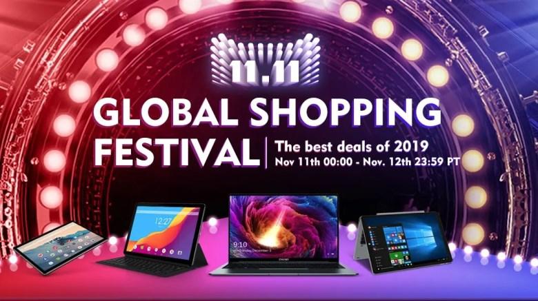 Chuwi Shopping Festival