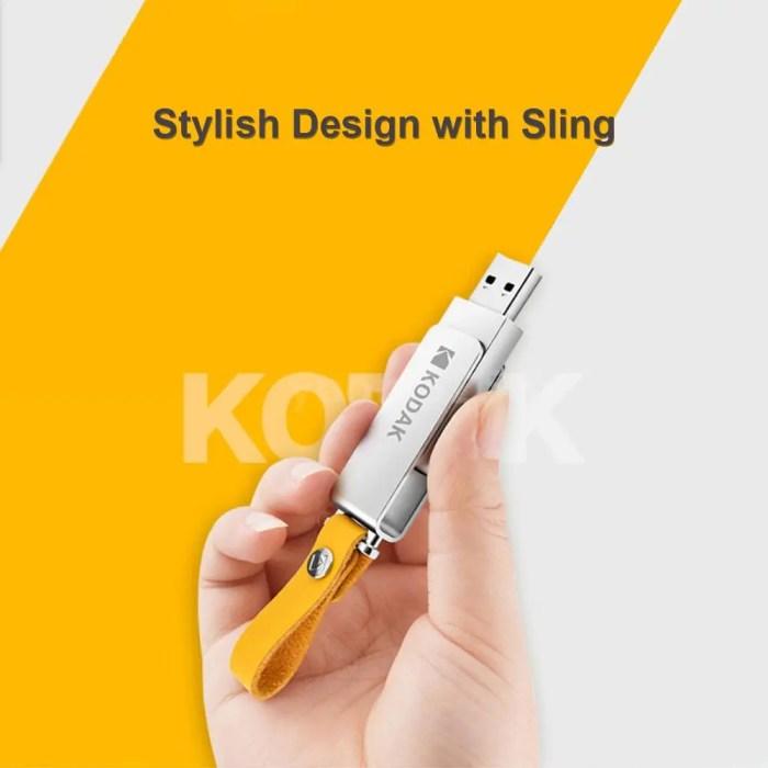Kodak K133/123 USB 3.0