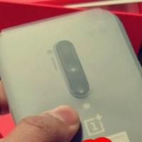OnePlus 8 Pro: πρώτη live φωτογραφία - δείτε την τετραπλή κάμερα!