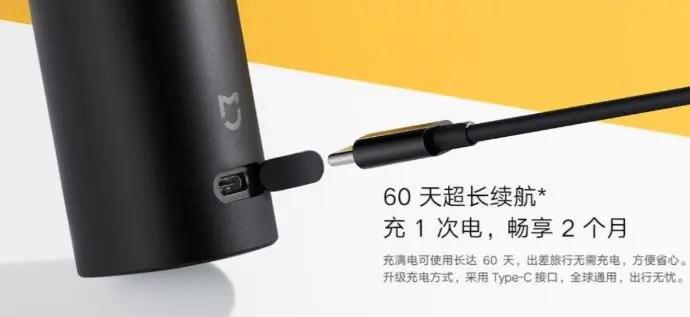 Xiaomi Mijia electric shaver S300