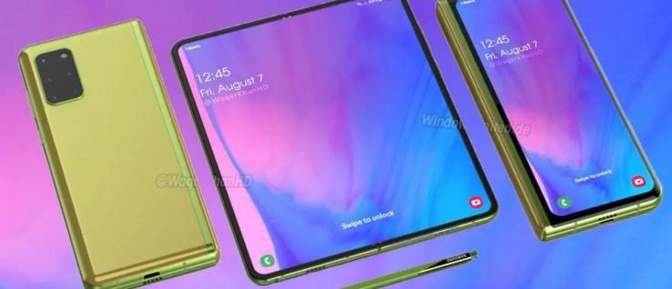 Samsung Galaxy Fold 2: ίσως υπάρξει μόνο 5G έκδοση της συσκευής