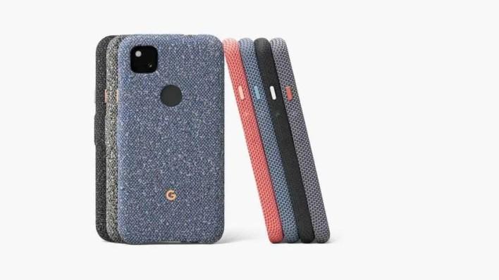 Google Pixel 4a official case