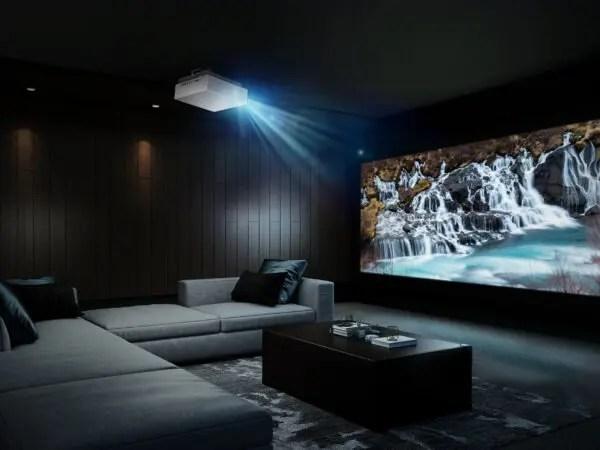 LG CineBeam 4K Laser