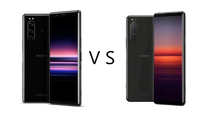 Sony Xperia 5 vs Sony Xperia 5 II